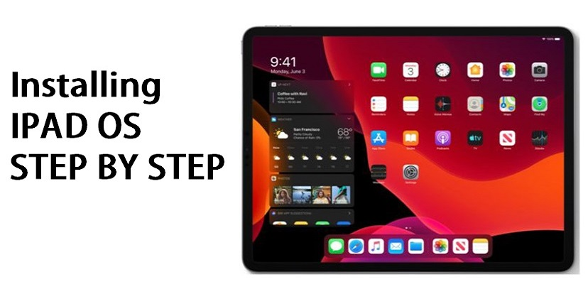 How to Install I-pad OS beta