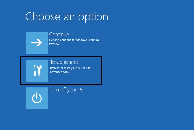 Windows 10 error code