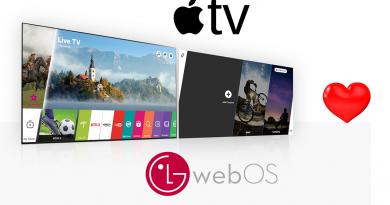 WebOS apple