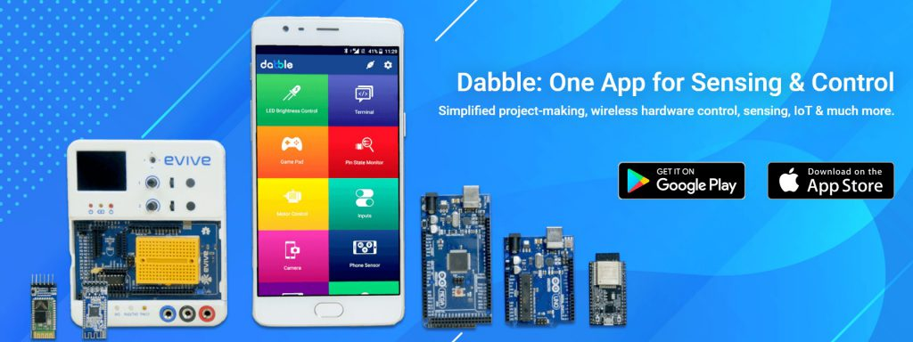 dabble app by indian startup stempedia