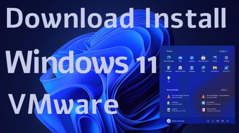 Windows 11 on virtual machine